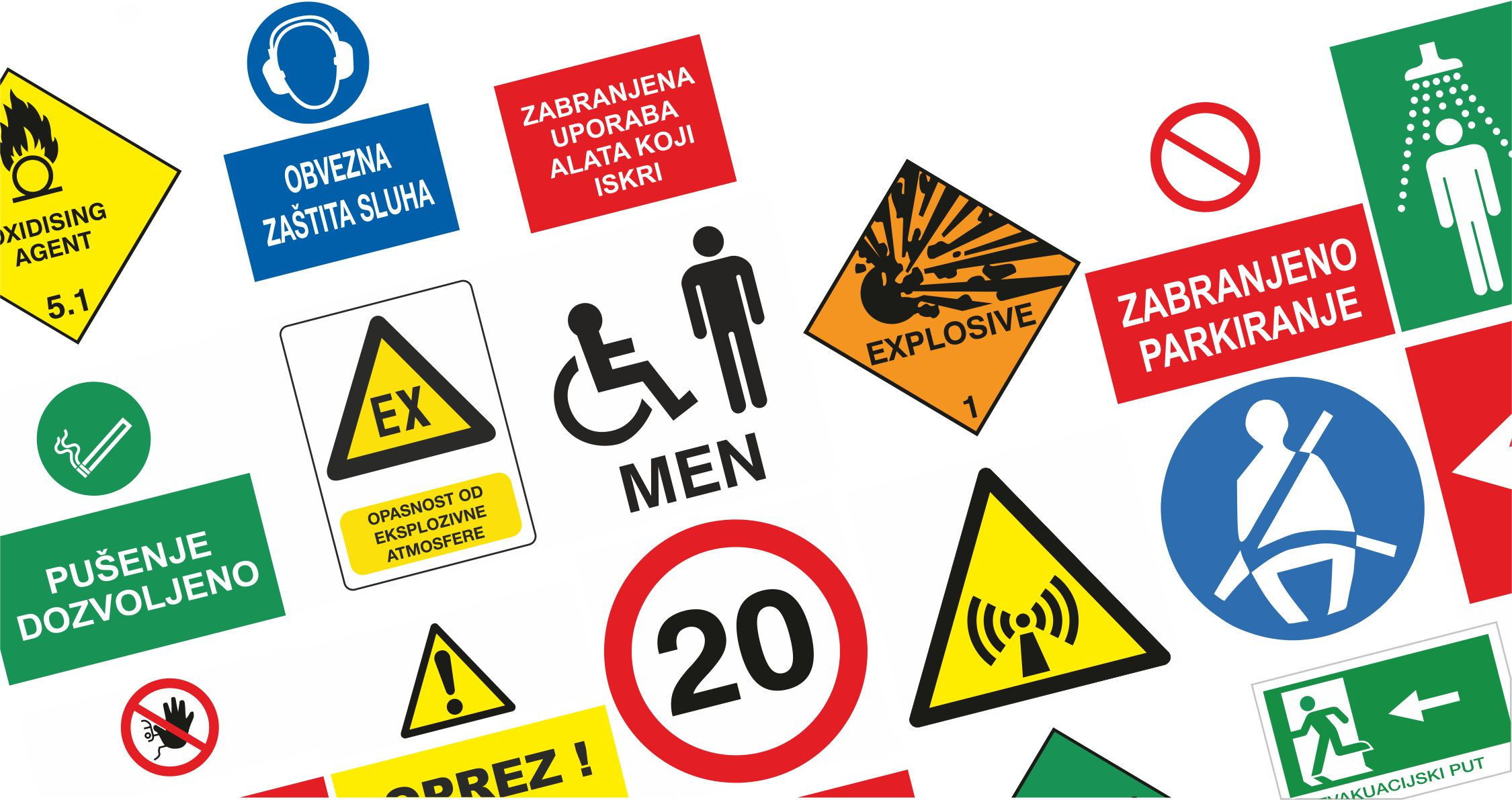 Znakovi sigurnosti